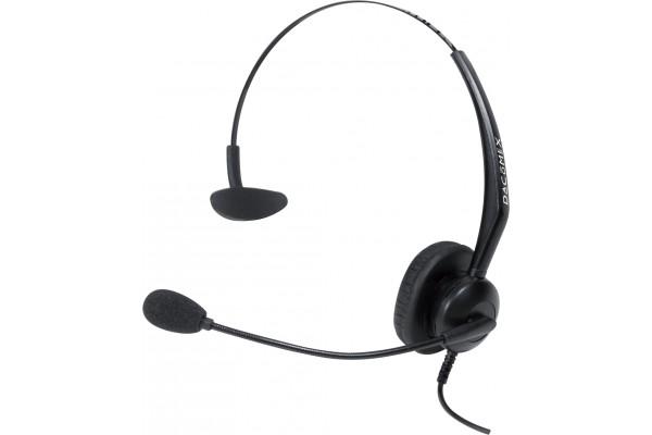 Dacomex casque telephone antibruit micro flex – 1 écouteur