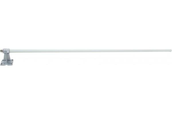 Antenne Baton Dual-Band 2.4/5GHz 8/10dB Type N femelle 1,20m