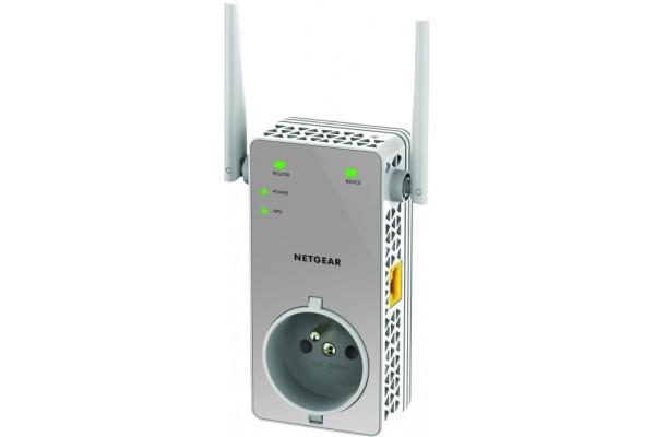 Netgear EX3800 repeteur Wifi AC750 Prise Gigogne