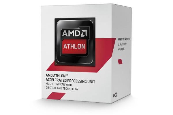 AMD Athlon X2-370K @ 4.2GHz SOCKET FM2