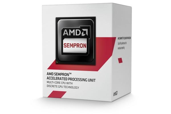 AMD Sempron 3850 @ 1.3GHz SOCKET AM1 (FS1B)
