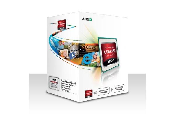 AMD A4-6320 @ 3.9GHz SOCKET FM2