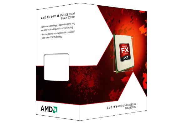 AMD Black Edition FX-6350 @ 3.9GHz SOCKET AM3+