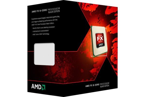 AMD Black Edition FX-8320 @ 3.5GHz SOCKET AM3