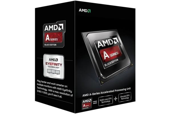 AMD Black Edition A6-6400K @ 3.9GHz SOCKET FM2