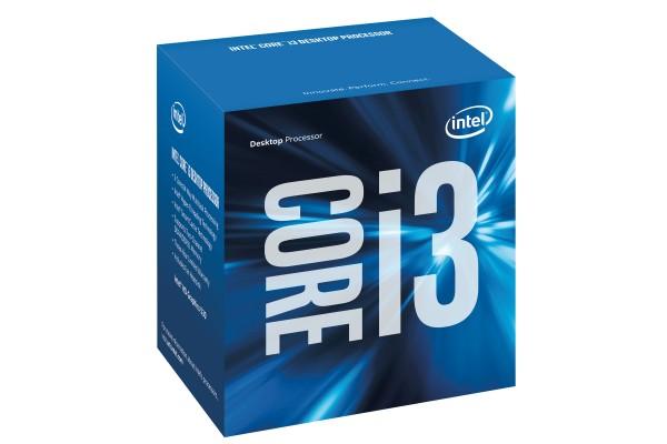 INTEL Core I3-6100 @ 3.7GHz Socket LGA1151