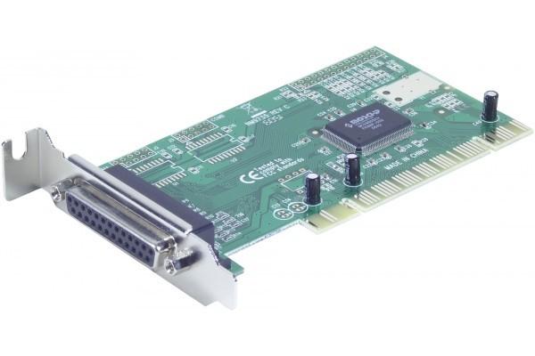 Carte PCI 1 Port  parallèle LPT 1DB25 Low Profile