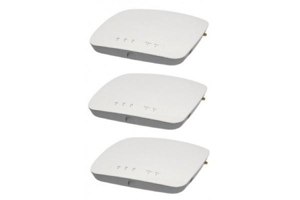Netgear WAC720B03 pack de 3 points d'acces wifi AC1200 PoE