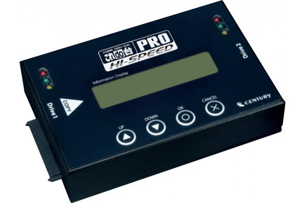 Copieur autonome HDD & SSD 2,5″ & 3,5″ SATA /IDE