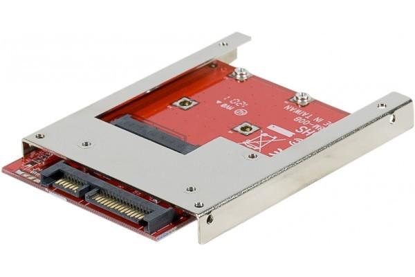 Adaptateur pour disque msata ssd vers 2.5- sata