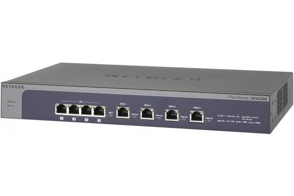 Netgear SRX5308 routeur Gigabit 4 Wan 4 Lan et 125VPN