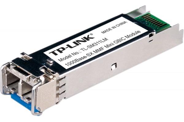 Module fibre MiniGBiC SFP – Multimode LC 500m