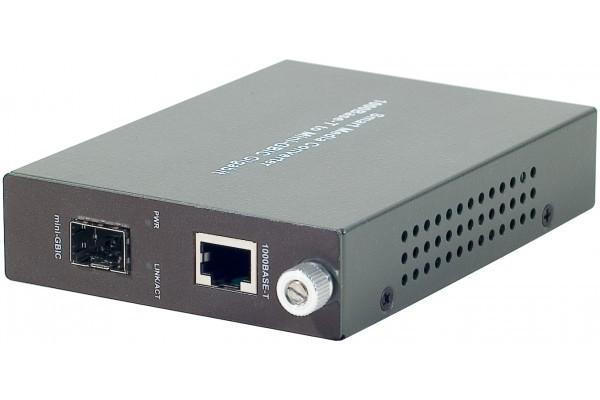Convertisseur fibre optique/RJ45 – GIGABIT SFP