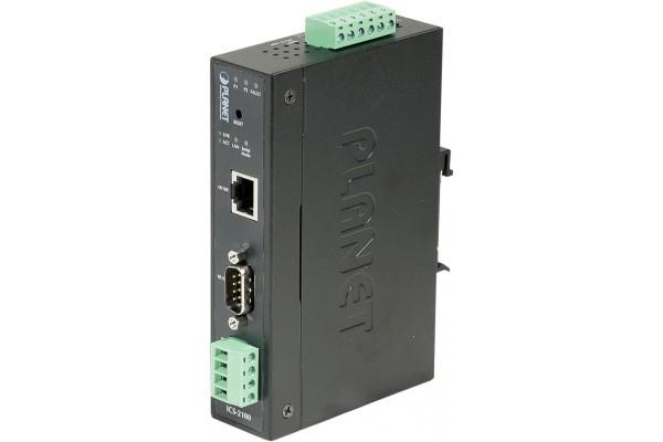 Convertisseur Industriel RS232/422/485 SUR IP RAIL DIN