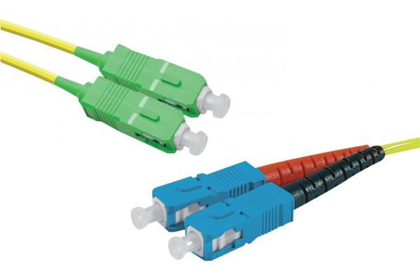 MCAD Câbles et connectiques/Fibre optique 392370