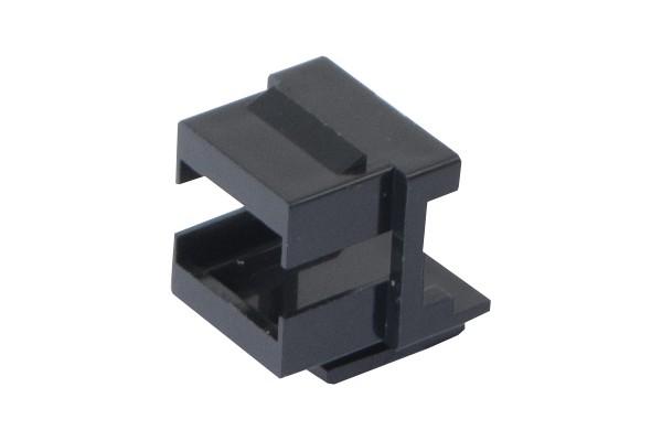 Adapt keystone pour traversée SC simplex LC duplex lot de 10