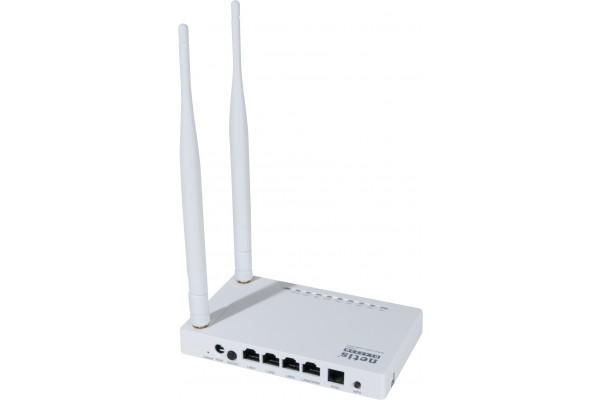 Netis DL4323D modem routeur wifi 300MBPS 2 ant. detachables