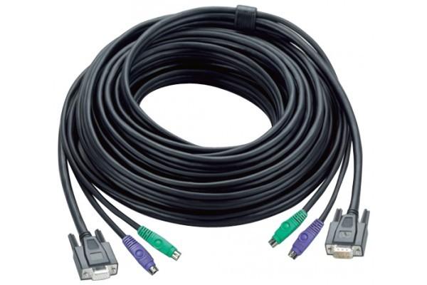 Aten 2L-1020P/C cordon kvm PS2 – 20,00M