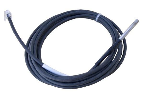 Capteur de température extérieur sur cable RJ11 3m -50°+125°