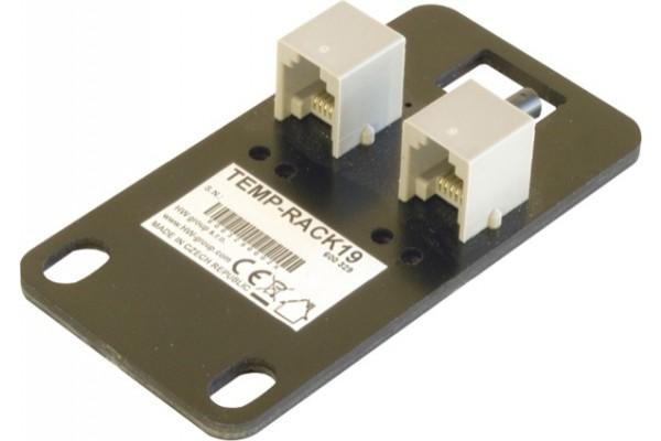 Capteur de température rack 19″ daisy-chain + cable 3m