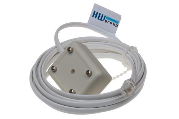 Capteur de présence d'eau RJ-11 pour centrale poseidon/ares