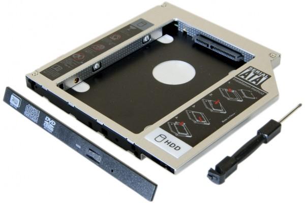 Adaptateur pour disque hdd/ssd 2.5″ pour ordinateur portable