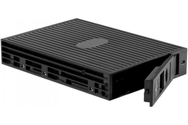 Boîtier de montage SSD pour baie 3,5″ à insertion