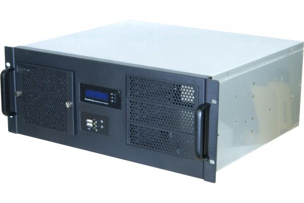Boîtier serveur rackable 4U profondeur 38 cm -Energy Saving