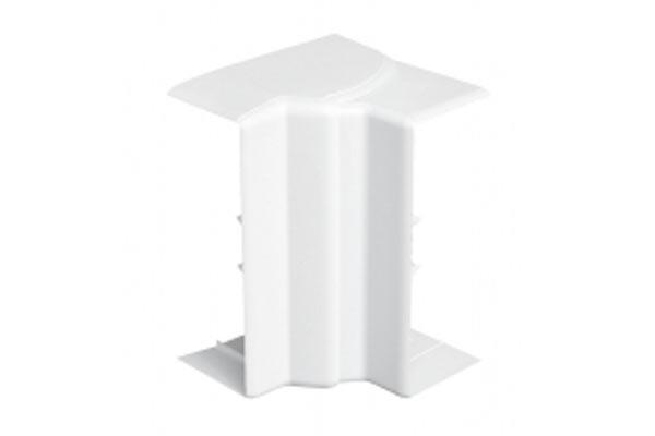 Angle intérieur goulotte au format 45×45 130*50