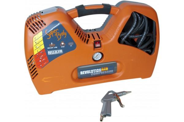 Compresseur d'air électrique + accessoires