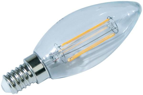 Ampoule E14 4W 2100°K filament lited