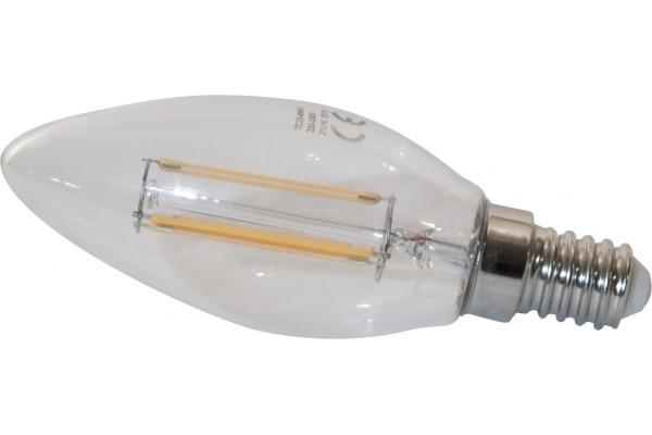 Ampoule E14 4W 2700°K filament lited