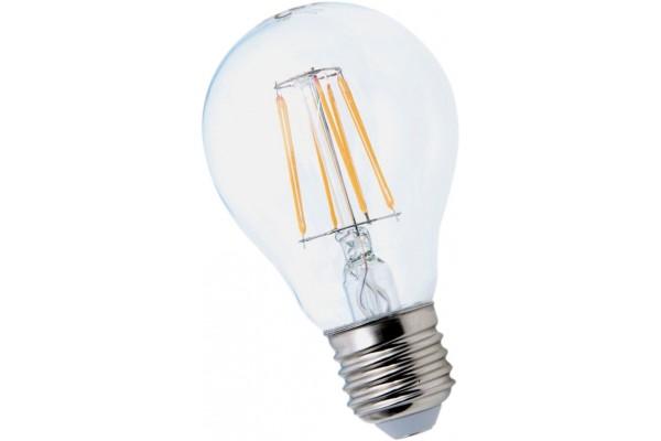 Ampoule E27 6,5W 2700°K filament lited