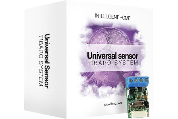 Fibaro adaptateur universel binaire FGBS-001