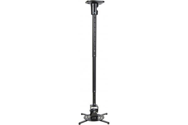Support plafond universel vidéoprojecteur – Avec bras 110 cm