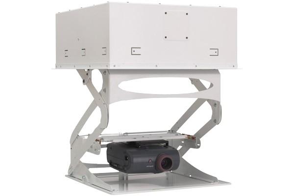 Support de plafond motorisé pour vidéoprojecteur