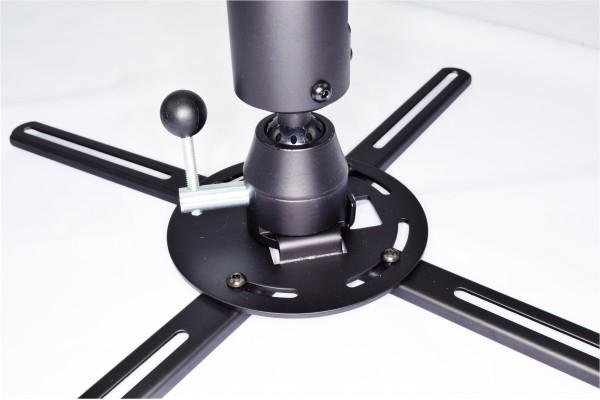 Support plafond vidéoprojecteur, bras de 1200 mm