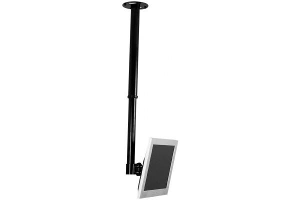 Bras plafond pour LCD et Plasma – jusqu'a 27″ / 20 kg