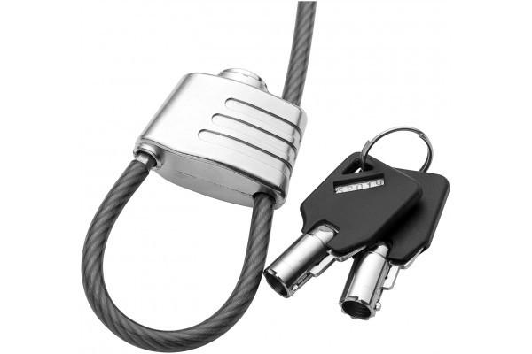 Dacomex cable en acier securite pour antivol