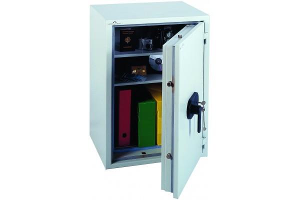 Coffre fort ignifuge/antivol – 123L à clé classe 0