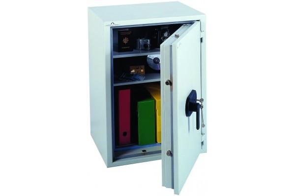 Coffre fort ignifuge/antivol – 123L à clé classe 1