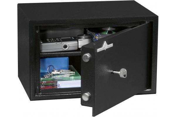 Coffre de sécurité objets de valeur – 32L à clé