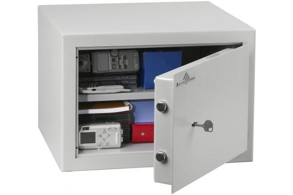 Coffre de sécurité objets de valeur – 32L à clé antifeu