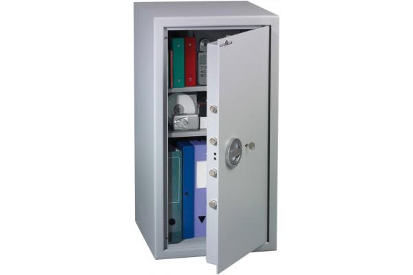 Coffre de sécurité objets de valeur – 55L à clef antifeu