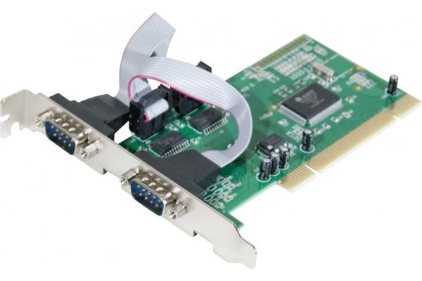 Carte pci – 2 ports serie DB9