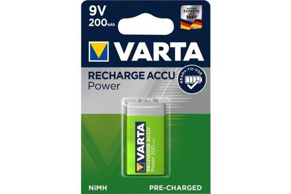 Batterie V7 9V 200 mah blister de 1
