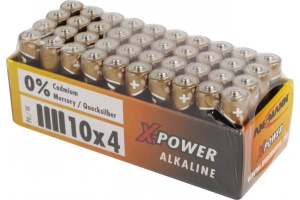 Ansmann Batterie, pile accu & chargeur 1521-0007