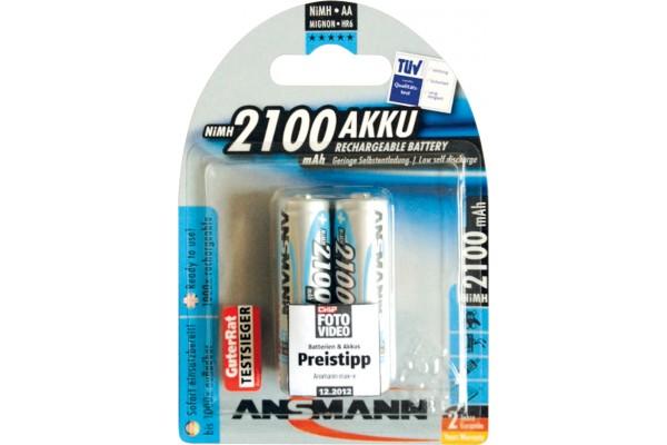Batteries nimh HR6 aa prêtes à l'emploi