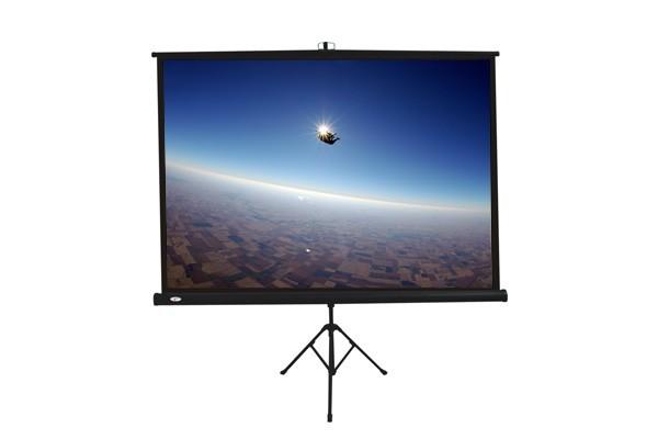 Ecran trepied 1:1 70 pour videoprojection