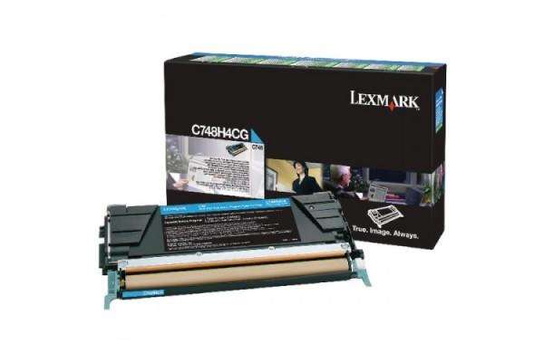 Toner LEXMARK C748H3CG C748 – Cyan
